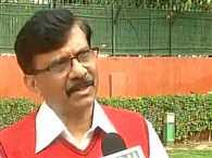shivsena says congress has its own history of intolerance