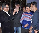 सल्लू और आमिर के साथ सुभाष घई