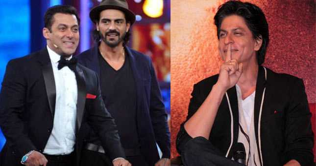 Arjun Rampal slams reports of fight with Salman over SRK