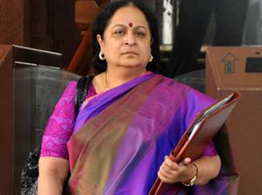 Jayanthi Natarajan sat on 350 files that had clearances