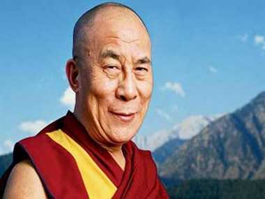 Don't see the terrorism with eyes of religion, says Dalai Lama