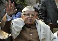 he is not satisfiy with congress: tiwari