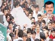 Bharat Singh is murdered in property dispute