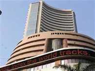 Sensex falls 18 points and close down 28000