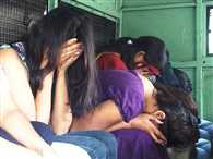 Revealing the sex racket in Patna,  five arrested