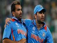 Will yuvi and zaheer return to the national team through IPL
