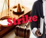 एडवोकेट एक्ट में संशोधन के विरोध में देशभर में वकीलों की हड़ताल