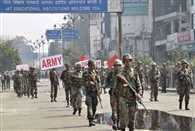 Did local officials mislead the Army during the peak of the violence during Jat reservation protests in Haryana