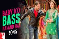 Sultan first song Baby Ko Bass Pasand Hai out