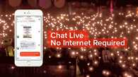 FireChat launches new offline private messaging option
