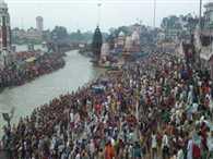 Millions Of Devotees Took Dip In Ganges On Guru Purnima At Haridwar