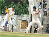 India a top order batsman fail again against australia a