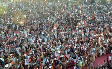 Modi's rallies become challenging For BJP leaders in bihar