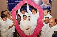 Mayawati elected BSP president for another term