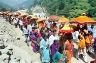 Nanda Devi Jat Yatra