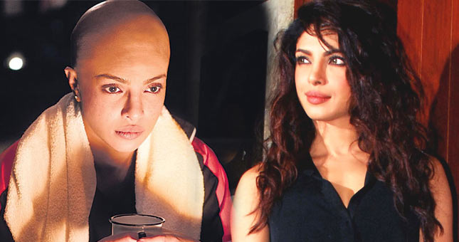 Priyanka Chopra goes bald