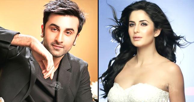 Is Katrina Kaif causing a distraction in Ranbir Kapoor's neighbourhood?