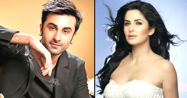 Is Katrina Kaif causing a distraction in Ranbir Kapoor's neighbourhood?