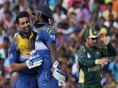 Sri Lanka beat Pakistan to win ODI series