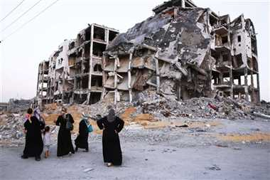 Housing group: 20 years to rebuild Gaza