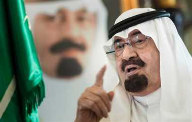 Saudi king warns West will be jihadists' next target