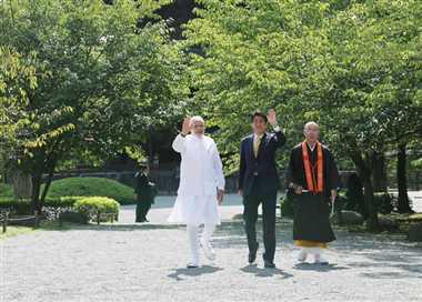 japan visit bodh temple in kyoto, japan