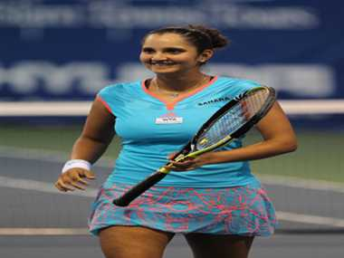 US Open: Sania and Paes in the next round