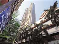 Sensex closes down 109 points ahead of GDP data