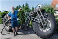 This Is Most Heavy Bike