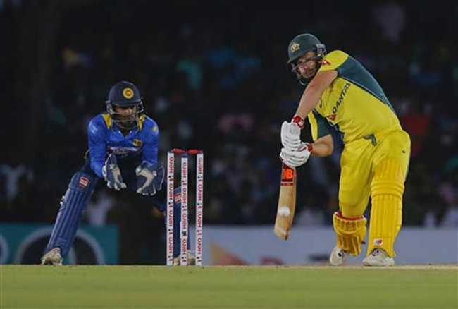 Aaron Finch equals record of fastest ODI fifty for Australia