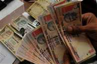 India's Apr-Jul fiscal deficit at Rs 3.93 lakh cr