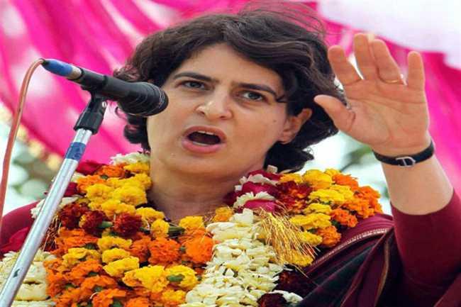 Priyanka  will soon command to campaign in Uttar Pradesh : Sheila Dikshit