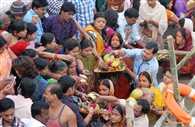 chhath ppuja end