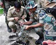IED defused in Shopian district