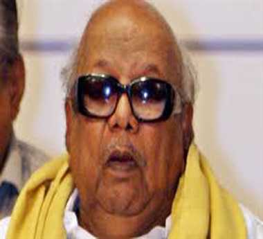 Case against 5 Indian fishermen foisted, says Karunanidhi