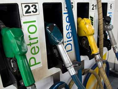 Petrol price cut by Rs 2.41/ltr,diesel rate lowered by Rs 2.25