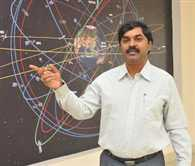 Top international honour for Indian navigation scientist