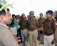 up sitapur news robbery