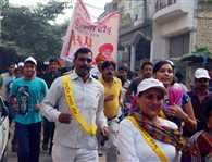 celebrated Sardar Ballabh Bhai Patel's birthday