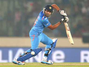 Indian a beat sri lnaka by 88 runs in parctice match