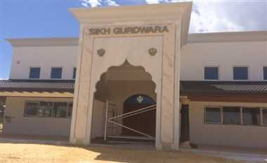 Gurdwara vandalised in Australia