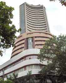 Sensex hits new record-high of 27,493.59;   Nifty crosses 8,200