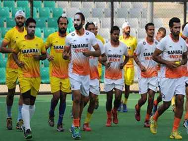 Australia tour is importent for us : Gurbaj Singh