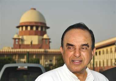 Supreme Court suspends defamation proceedings against subramanian swamy