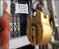 banks will strike on 12 november