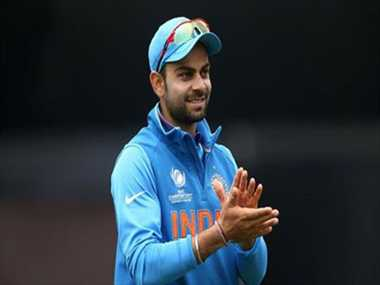 Virat Kohli will be the team captain for first three one day against sri lanka