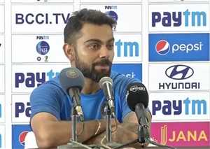 पुणे जैसा प्रदर्शन नही दोहराएगी टीम इंडिया: विराट कोहली