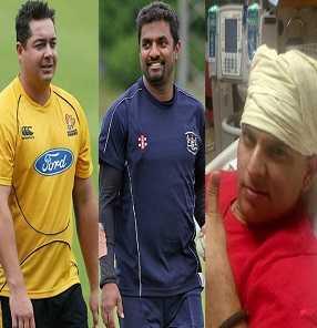 मौत को भी आउट कर दिया इन क्रिकेटर्स ने...