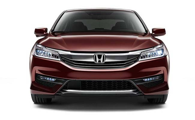honda to launch new accord on 25 oct 2016. Black Bedroom Furniture Sets. Home Design Ideas