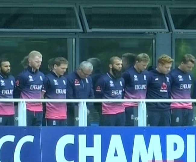 6.4 ओवर में न्यूजीलैंड और इंग्लैंड के बीच मैच के दौरान हुआ कुछ ऐसा शोक में डूब गया पूरा इंग्लैंड 1